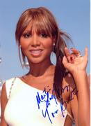 Toni Braxton In Person Autograph 07.05.10 (1X)
