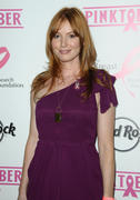 Алисия Уитт, фото 269. Alicia Witt Hard Rock's 2010 Pinktober campaign launch at Hard Rock Cafe Hollywood on September 28, 2010 in Hollywood, California, foto 269