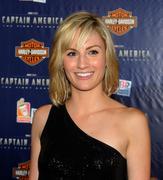 Alison Haislip @ Captain America premiere 7/19/11