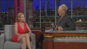 Julie Bowen - Late Show with David Letterman (2011), 720p
