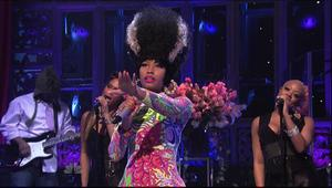 Nicki Minaj @ Saturday Night Live |1-29-2011| MPEG2 DD 5.1 HDTV-1080i