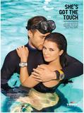 Danica Patrick Her new ad promos for Tissot watches Foto 172 (������ ������ �� ����� ����� ���������� ��� ����� Tissot ���� 172)