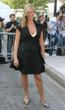 Natasha Henstridge - HOT Cleavage/Legs in Black Dress - ABC Upfronts - 18 VHQ