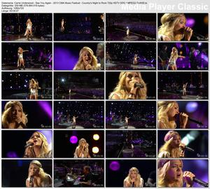 Carrie Underwood - See You Again - 2013 CMA Music Festival - HD 720p