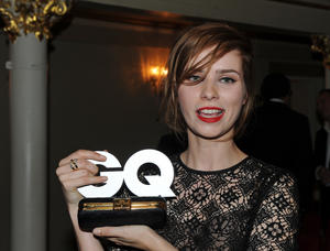 Нора Чирнер, фото 230. Nora Tschirner GQ Men of the year Awards - 29.10.2010, foto 230