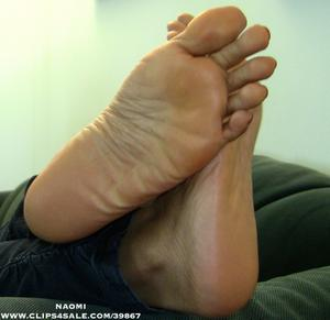 Same, infinitely wide male foot fetish final