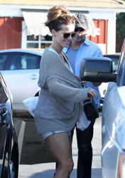 Kate Beckinsale Shopping In Brentwood 07.09.12