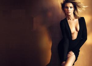 Natalia Vodianova - New Guerlain Ad